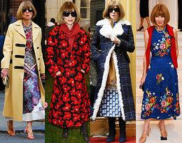 Szefowa amerykańskiego Vogue'a, Anna Wintour obchodzi dziś 70. urodziny!