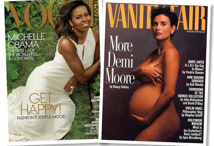 Annie Leibovitz - okładki Vogue i Vanity Fair
