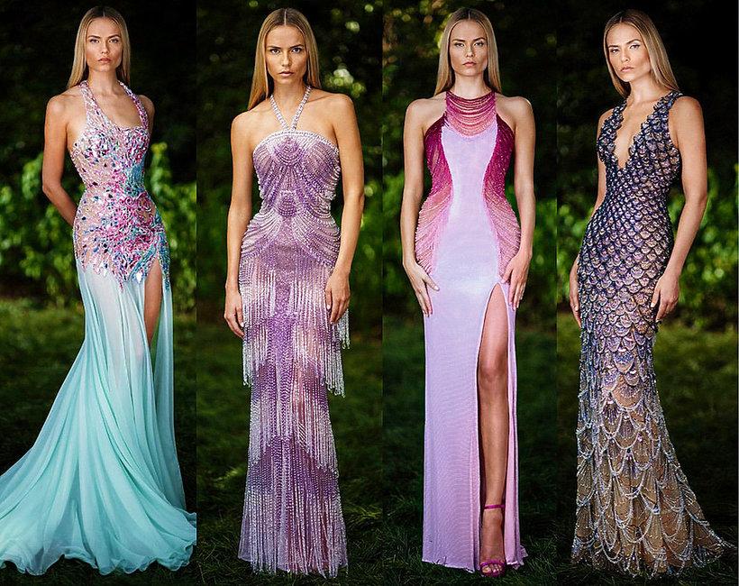 Atelier Versace kolekcja na jesień 2018