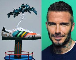 David Beckham, Kate Moss i inni zaprojektowali limitowaną edycję butów!