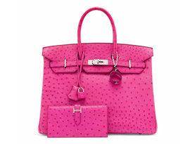 Na aukcji luksusowych torebek w londyńskim Christie's padł europejski rekord!