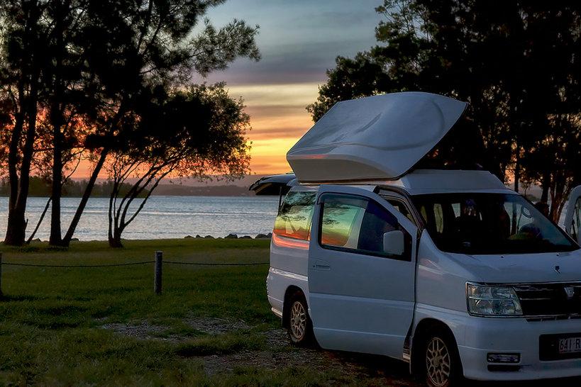 Australia - wakacje kamperem