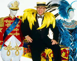 Geniusz, alkoholik, kokainista uzależniony od seksu. Elton John jest żyjącą legendą muzyki!