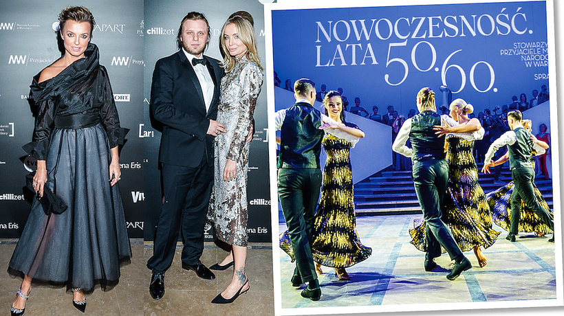 """Bal Dobroczynny """"Spragnieni Piękna"""" w Muzeum Narodowym w Warszawie 2018"""