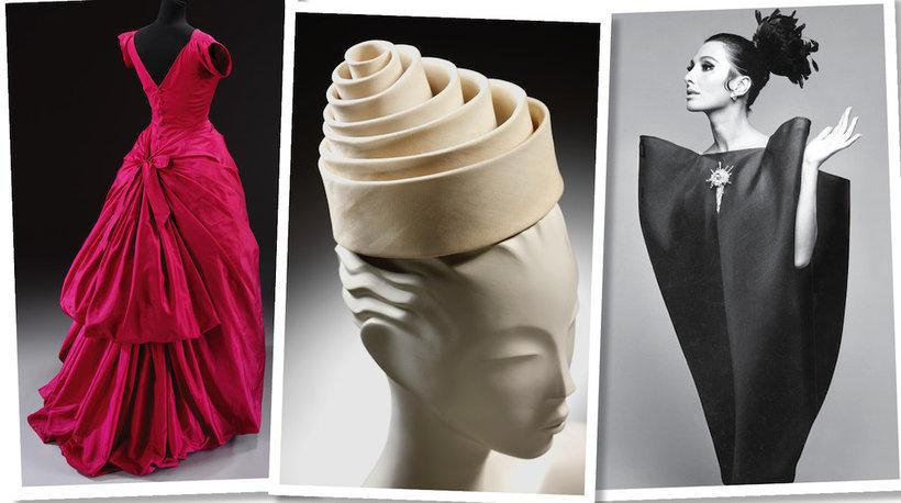 Balenciaga: Shaping Fashion, V&A Museum, Londyn
