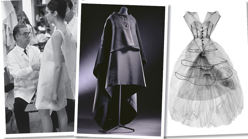 Balenciaga: Shaping Fashion, V&A Museum, Londyn