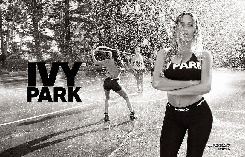 Beyoncé zaprojektowała kolekcję ubrań sportowych Ivy Park dla Topshop