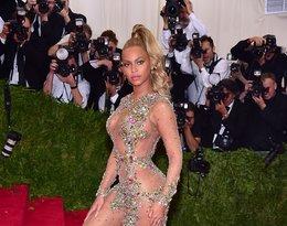 Beyonce  w kreacji Givenchy