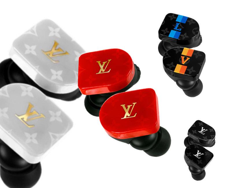 bezprzewodowe słuchawki Horizon od Louis Vuitton