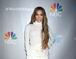 Biały total look najmodniejszy trend jesieni, Jennifer Lopez