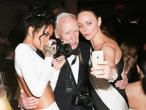 Bill Cunningham, Rihanna, Stella McCartney