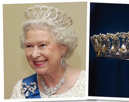 Biżuteria Królowej Elżbiety II