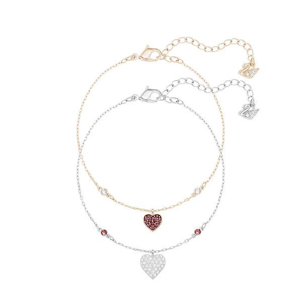 Biżuteria na walentynki marki Swarovski