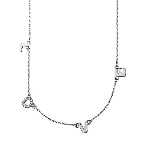 Biżuteria na walentynki marki Wishbone