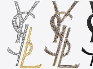 Biżuteria  Saint Laurent