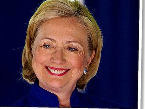 Bratanek Hillary Clinton został modelem