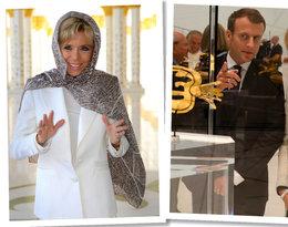 Czy Brigitte Macron zmienia styl i rezygnuje z sukienek mini oraz odsłoniętych ramion? Podoba wam się jej nowe wcielenie?