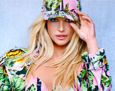 Britney Spears w reklamie Kenzo