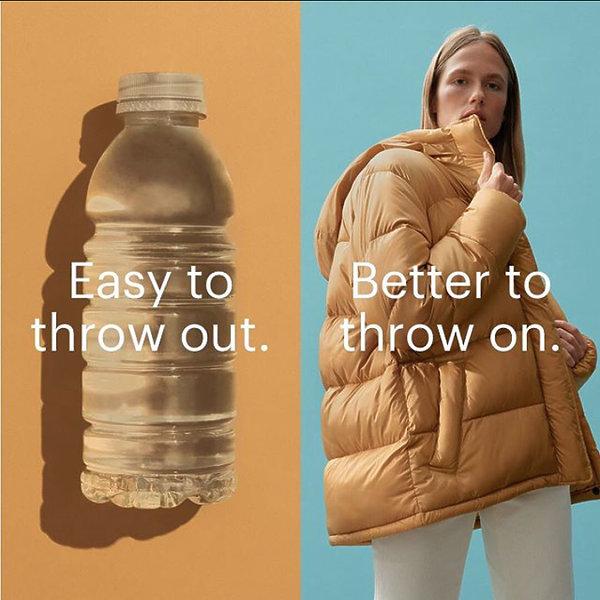 Burberry, H&M, L'Oréal,  Everlane ograniczają użycie plastiku!