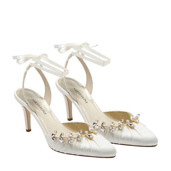 Buty do ślubu kolekcjj  Sarah Flint, Meghan Markle