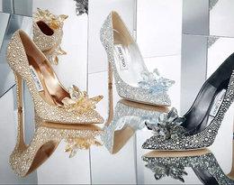 Ile kosztują nowe buty Kopciuszka od Jimmy Choo? Bez pomocy księcia się nie obejdzie…