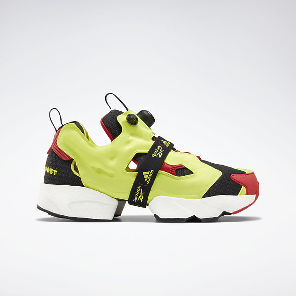 buty, które wspólnie stworzyły marki Reebok i Adidas