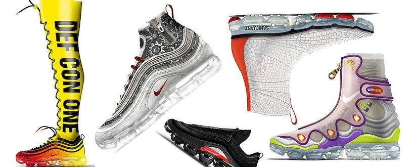 Buty sportowe Nike 30. urodziny model Air Max