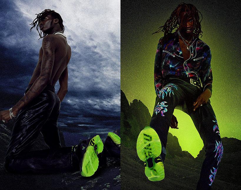 Buty zaprojektowane przez polską markę MISBHV i markę Reebok