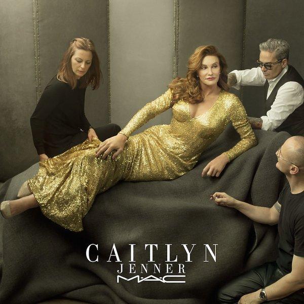 Caitlyn Jenner dla marki kosmetycznej M.A.C