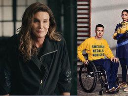 Caitlyn Jenner i niepełnosprawni sportowcy dla H&M