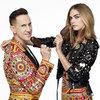 Cara Delevingne, Jeremy Scott z Moschino w reklamie Magnum