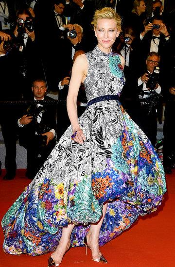 Cate Blanchett w Cannes