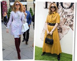 Celine Dion na pokazach haute couture w Paryżu na jesień 2017/2018