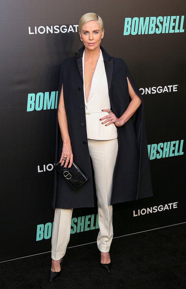 Charlize Theron kariera życie prywatne najpiękniejsze
