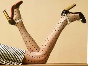 Christian Louboutin buty, które… zmieniają kolor pod wpływem dotyku