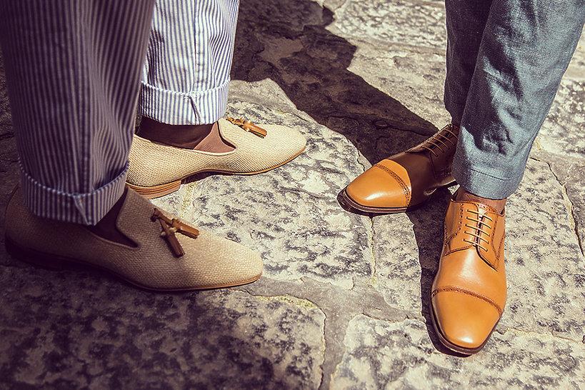 Christian Louboutin prezentuje męską kolekcję butów na jesień-zimę 2016