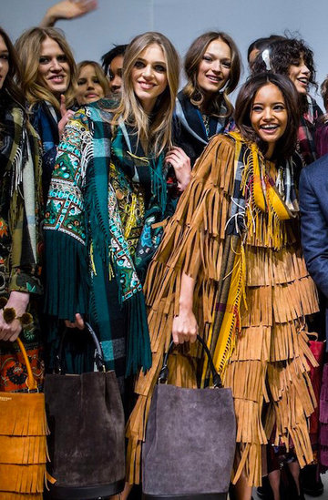 Christopher Bailey odchodzi z Burberry
