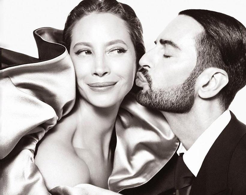 Christy Turlington kampania Marc Jacobs na jesień 2019