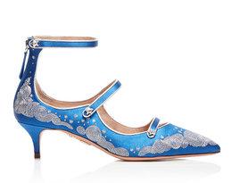 Claudia Schiffer zaprojektowała kolekcję butów dla marki Aquazzura
