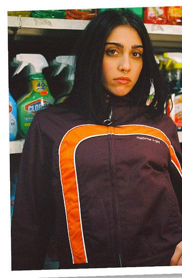 Córka Madonny Lourdes Leon w reklamie marki streetwearowej MadeMe