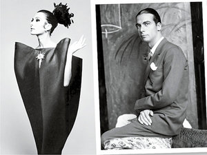 Cristóbal Balenciaga projektant mody