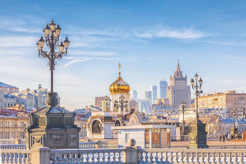 Czy Moskwa jest nową stolicą mody? Nowy numer VIVA! MODA jesień 2019
