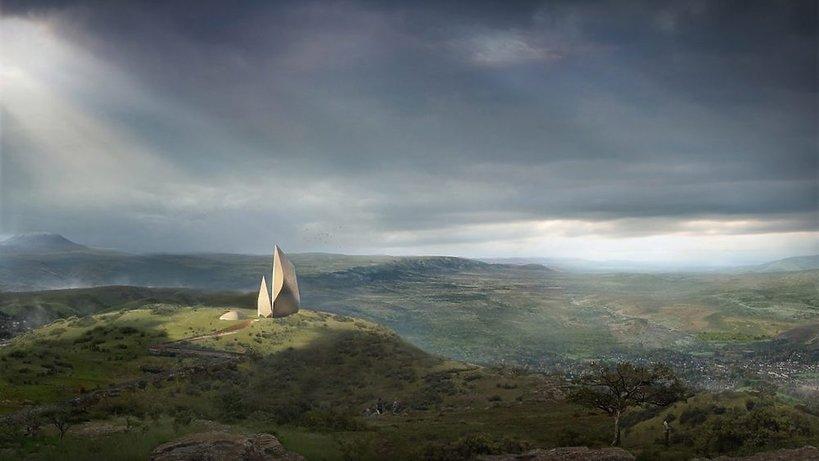 Daniel Libeskind zaprojektował Muzeum Ludzkości w Kenii