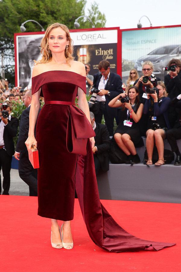 Diane Kruger Najpiękniejsze kreacje z poprzednich lat na Festiwal Filmowy w Wenecji