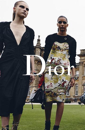 Dior Cruise 2017