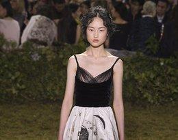 Dior kolekcja haute couture na wiosnę 2017