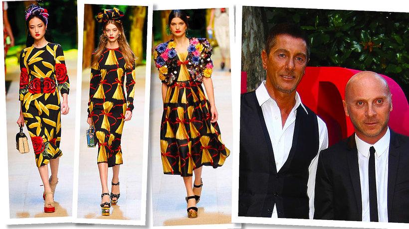 Dolce & Gabbana kolekcja na wiosnę 2017
