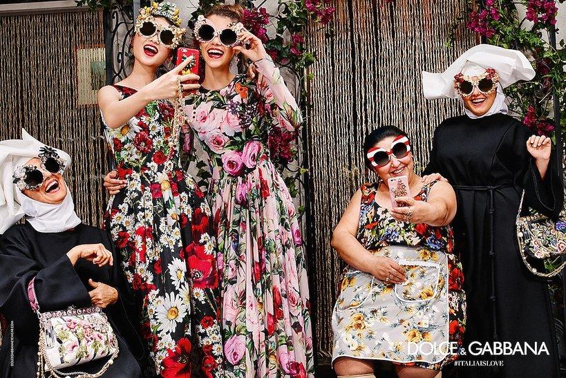 """Dolce & Gabbana kolekcję okularów na wiosnę 2016 roku  """"The Flowers Collection"""""""