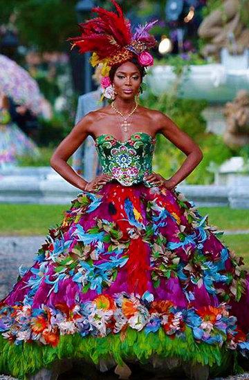 Dolce & Gabbana pokaz Alta Moda nad włoskim jeziorem Como