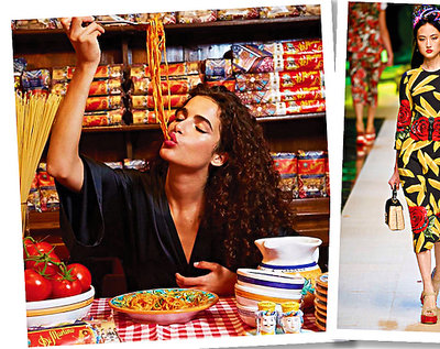 Dolce & Gabbana sprzedają makaron
